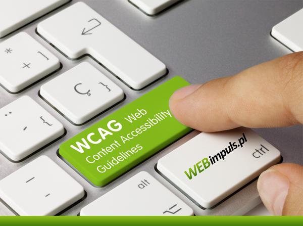 Audyt WCAG na stronie internetowej