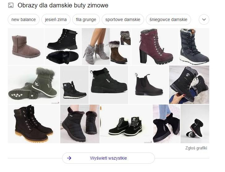 Obrazy dla damskie buty zimowe